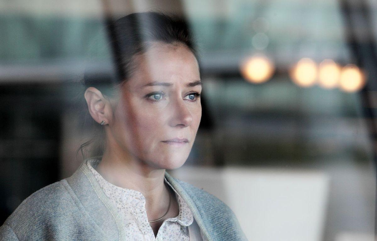 Sidse Babett Knudsen dans «La Fille de Brest». – Jean-Claude Lother / 2016 Haut et Court / France 2 Cinéma