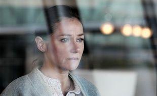 Sidse Babett Knudsen dans « La Fille de Brest ».