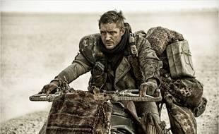 Tom Hardy dans Mad Max- Fury Road