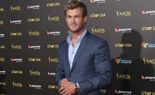 L'acteur Chris Hemsworth