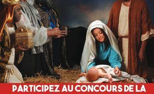 Détail de la Une du journal municipal de décembre d'Hénin-Beaumont.