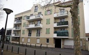 C'est cet immeuble situé à Argenteuil (Val-d'Oise) que se trouvait l'appartement loué par Réda Kriket