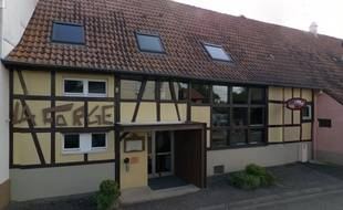 Le restaurant «La Forge» à Gambsheim.