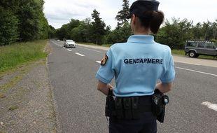 Illustration de gendarmes
