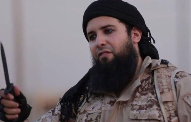 Rachid Kassim, propagandiste de Daesh, dans une vidéo du 20 juillet 2016.