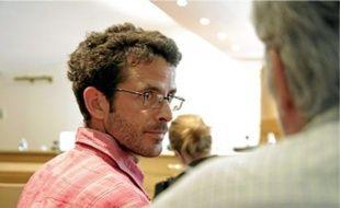 Bastien Cazals, hier, en attendant son audience devant le tribunal administratif.