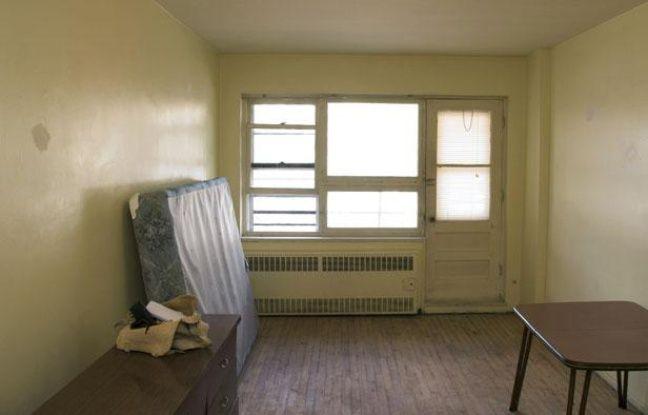 L'appartement de Montréal où logeait Luka Rocco Magnotta, photographié le 31 mai.