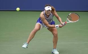 Alizé Cornet n'a pas réussi à se qualifier pour les quarts de finale de l'US Open.