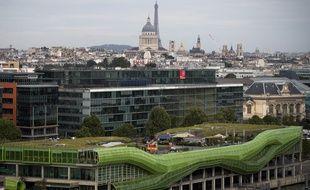 La Cité de la Mode et du Design en 2017