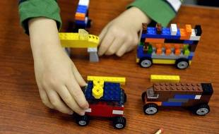 Les enfants pourront s'amuser avec des Lego au festival des jeux de Saint-Herblai