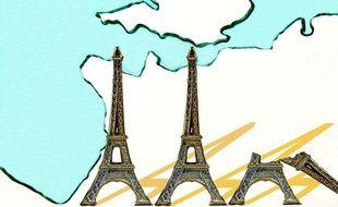 S&P a dégradé la notation française, de AAA à AA-