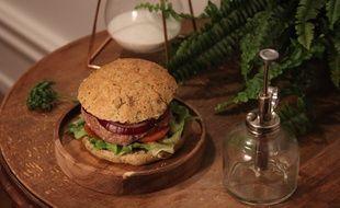 Strasbourg: Des burgers locavores avec Le Labo, concept lancé par Arthur et Nathan