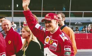 Netflix va consacrer un documentaire à Michael Schumacher.