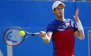 Défaite pour Andy Murray.