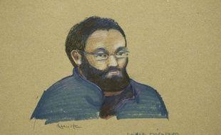 """Le principal suspect islamiste dans l'affaire de l'attentat déjoué contre un train au Canada a comparu mercredi à Toronto, apparaissant confiant et rejetant d'avance la justice canadienne, car, pour lui, """"seul Dieu est parfait""""."""