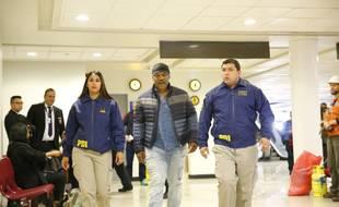 Mike Tyson a été recalé à l'aéroport de Santiago du Chili...