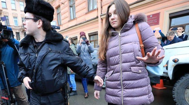 Après son évasion de quarantaine, une Russe hospitalisée de force