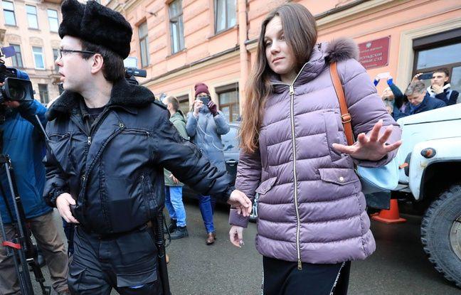Coronavirus: Une Russe hospitalisée de force après s'être échappée de quarantaine