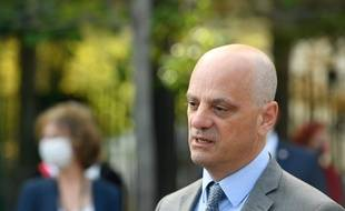 Jean-Michel Blanquer à Sèvres en septembre 2020.