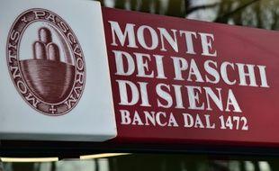 La Banca Monte dei Paschi di Siena (BMPS).