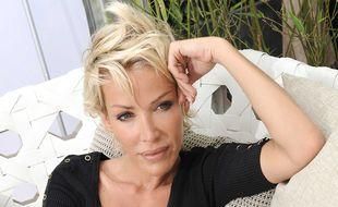 Ophélie Winter en 2009 lors du festival de Cannes.