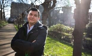 L'économiste français Thomas Piketty, photographié à Londres, en février 2020.