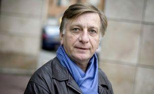 Jacques Thomet, ancien journaliste à l'AFP et auteur du livre