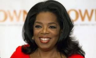 OprahWinfrey le 16 avril2012.