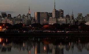 La ville de Sao Paulo. (archives)