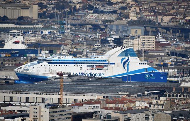 Marseille : Déblocage partiel des navires entre la Corse et le continent