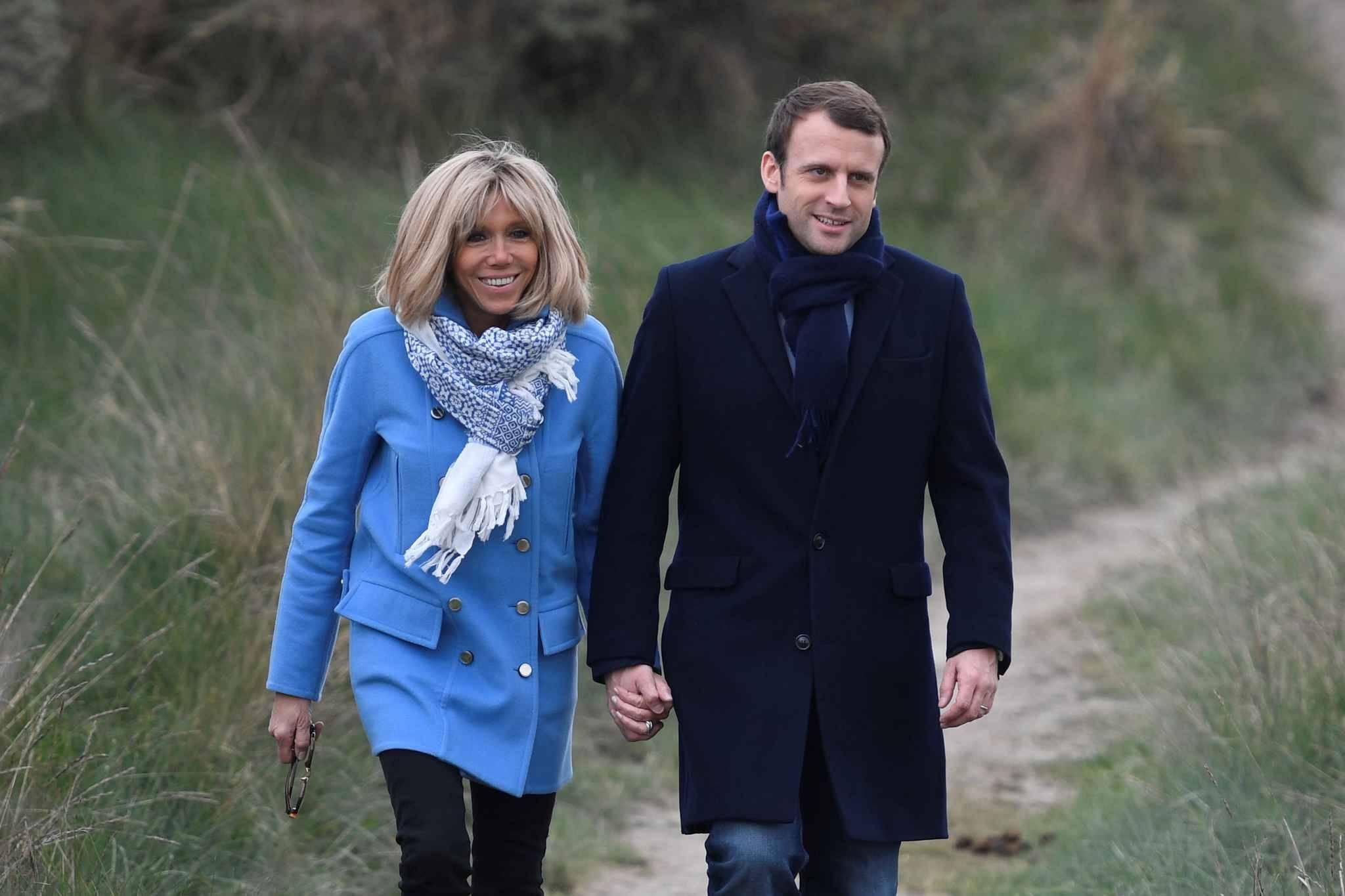 VIDEO. Présidentielle: Qui est Brigitte Macron, la femme ...