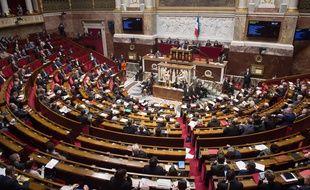 L'Assemblée Nationale est composée de 577 députés.