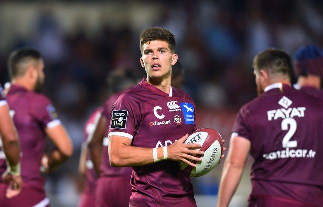 Coupe du monde de rugby 2019: Jalibert en feu avec l'UBB, le XV de France a-t-il laissé son meilleur ouvreur à la maison?