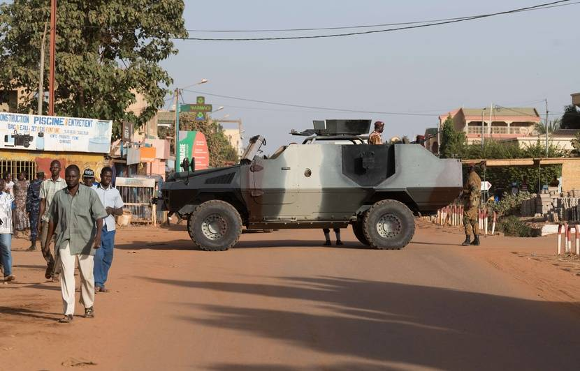 Burkina Faso: Quatre catholiques tués par un groupe terroriste lors d'une procession religieuse