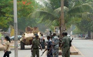 """Bamako et la Communauté économique des Etats de l'Afrique de l'Ouest (Cédéao) ont peaufiné lundi les modalités du déploiement d'une force africaine au Mali pour combattre """"en appui des soldats maliens"""" les islamistes armés qui tiennent le nord du pays."""