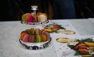 Des macarons de Pierre Hermé