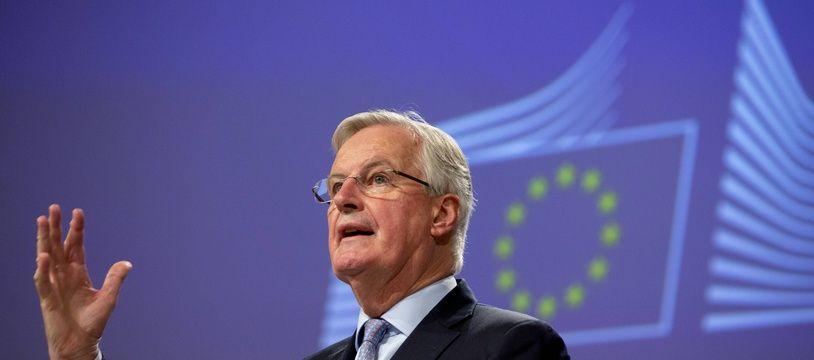 Michel Barnier est le négociateur européen en chef pour le Brexit. (archives)