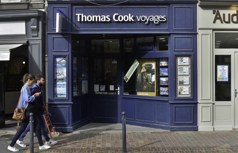 Faillite de Thomas Cook : Une audience « en début de semaine prochaine » pour la filiale française
