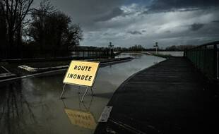 Dans le Lot-et-Garonne, après le passage de la tempête Justine.