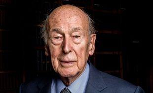 L'ancien président Valéry Giscard d'Estaing hospitalisé à Tours (Archives)