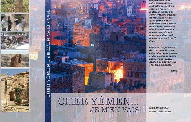 Couverture du livre Cher Yémen, je m'en vais.