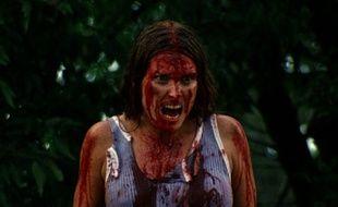 Image du film Massacre à la tronçonneuse.