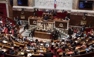 Edouard Philippe va faire face à l'Assemblée nationale mercredi.