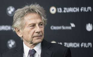 Roman Polanski à Zurich (Suisse), le 2 octobre 2017.