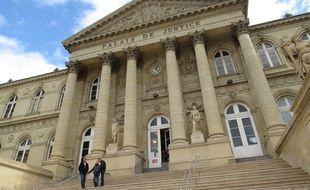 Le tribunal d'Amiens, le 19 octobre 2016