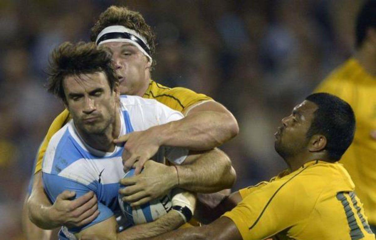 L'Australie a remporté samedi une victoire capitale (25-18) en Argentine, qui lui permet de terminer le Four Nations à une deuxième place inespérée après une campagne décevante dans le jeu. – Juan Mabromata afp.com