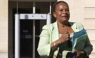 La ministre de la Justice Christiane Taubira a annoncé avoir reçu jeudi les procureurs de la République et procureurs généraux concernés par les 15 premières zones de sécurité prioritaires (ZSP).