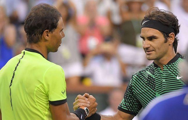 Le choc des légendes: Federer-Nadal en demi à Indian Wells