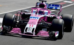 L'écurie Force India en difficulté financière.