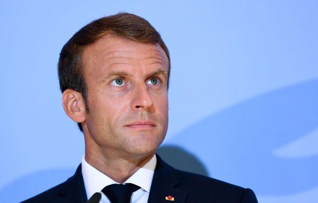 Emmanuel Macron rend ce mercredi hommage aux victimes du terrorisme